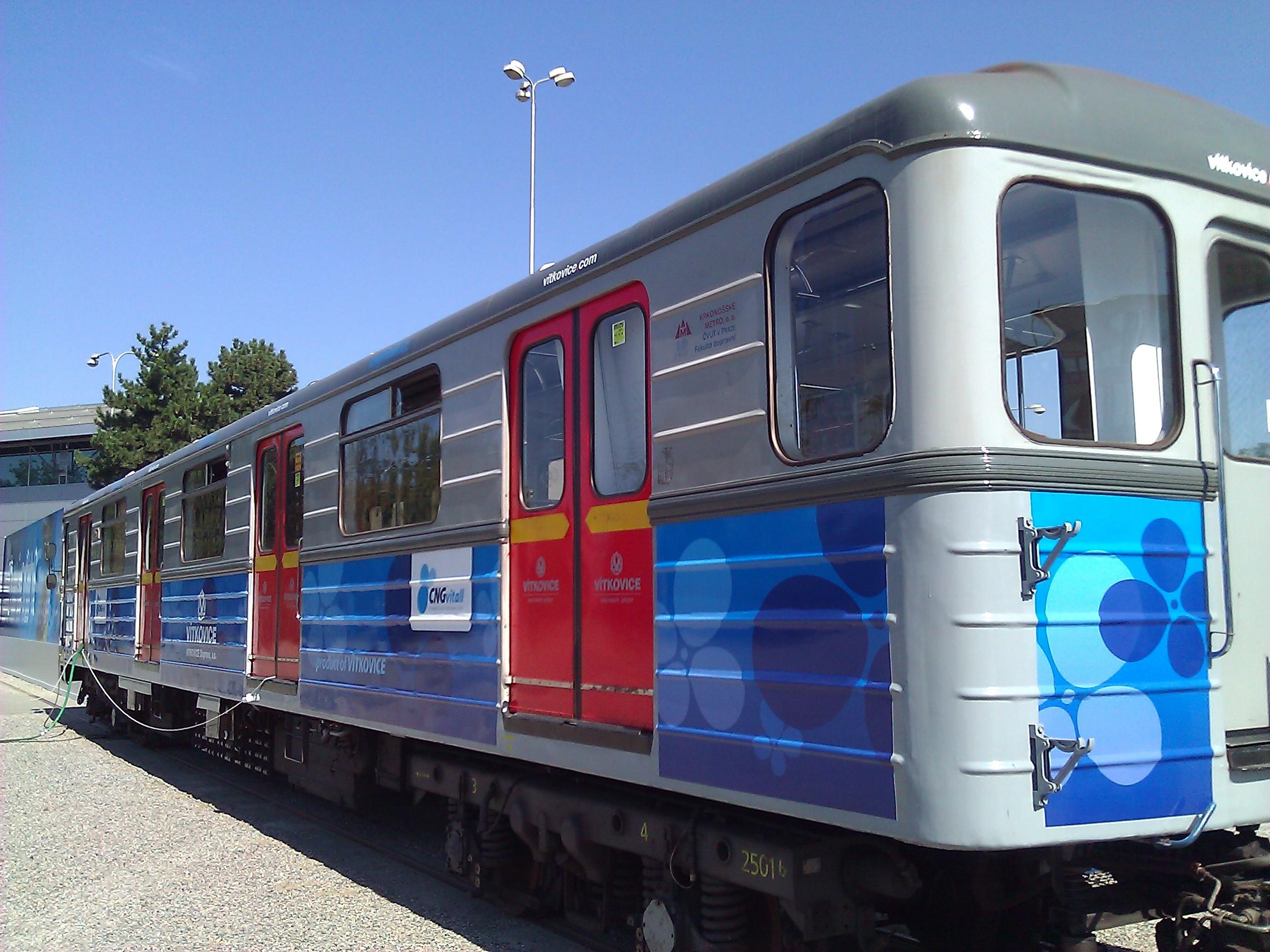Metro! Brněnské METRO (z Vítkovic...)
