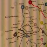 Představa rusů o železniční síti