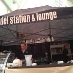 Ouáza klidu, muffinů a kafete